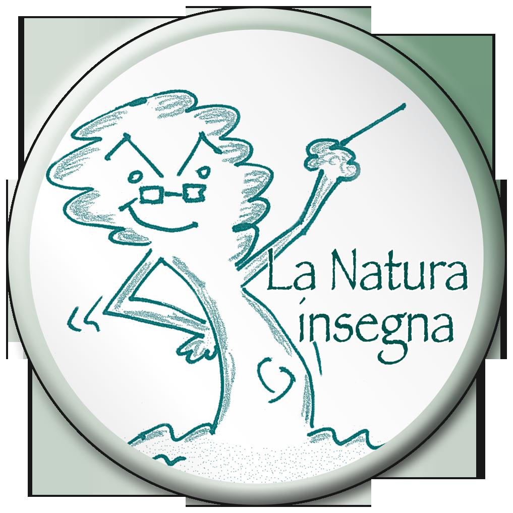 logo concorso la natura insegna