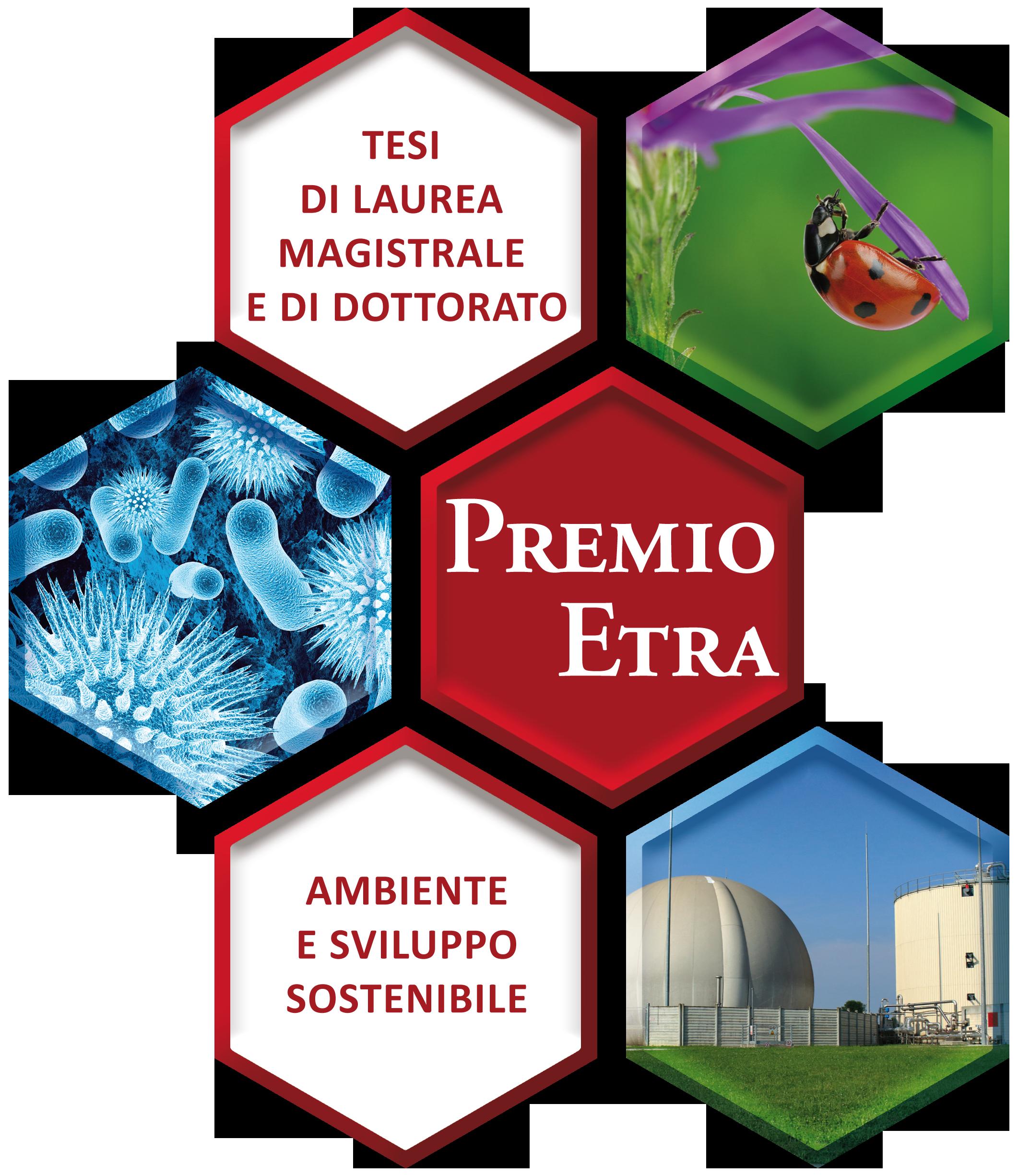 logo del Premio Etra