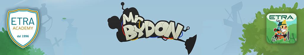 Banner Mr Bydon